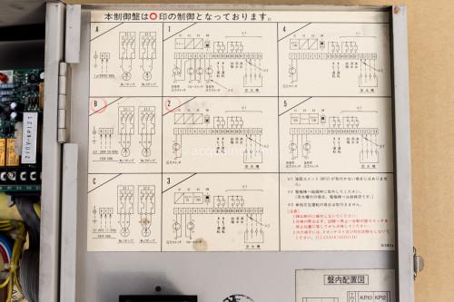 IRA22.2S 制御 結線図