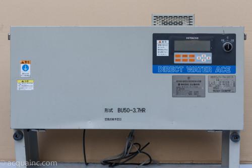 日立 BU50-3.7HR 制御盤