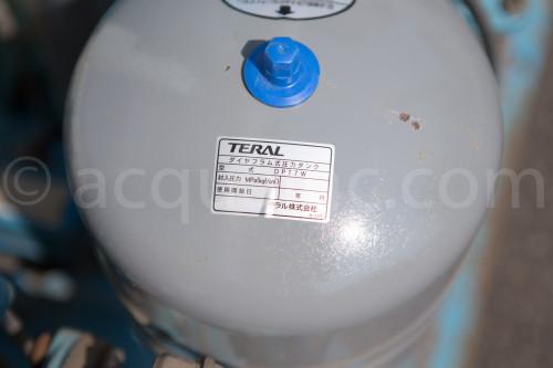 圧力タンク DPT-7W