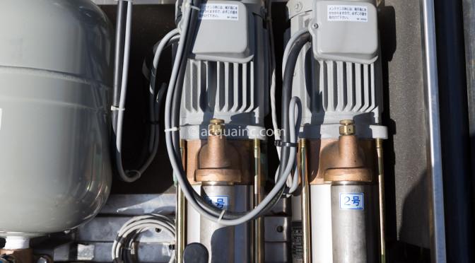 テラル MC-32DFC324-1.1D-GSH 増圧給水ポンプ