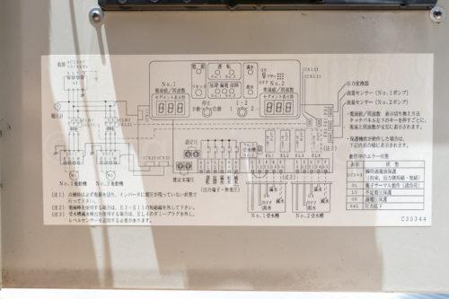 制御盤 配線図