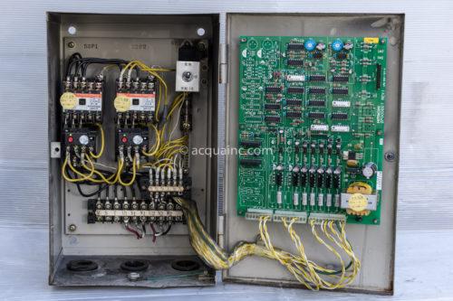 HPU2.2R-G 制御盤内