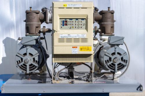 川本製作所 KNV2 給水ポンプユニット