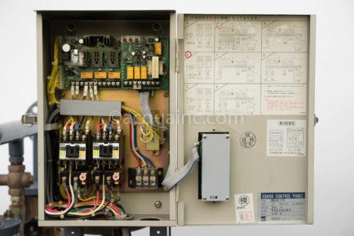 荏原製作所 IRA21.5 制御盤