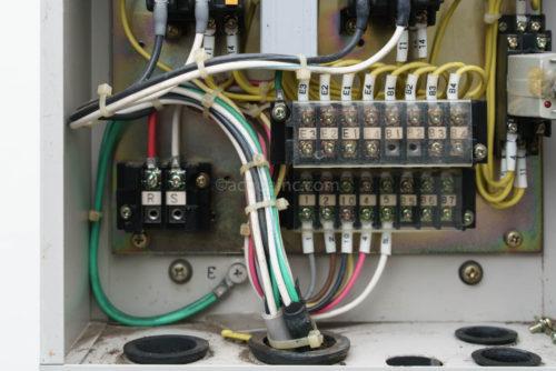 荏原製作所 IPL1.4S 端子台