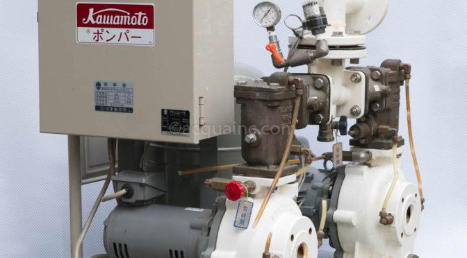 川本製作所 ポンパーKNV-505P1.5
