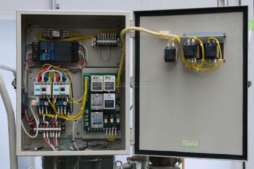 川本製作所 制御盤  ECF3-1.5-APS