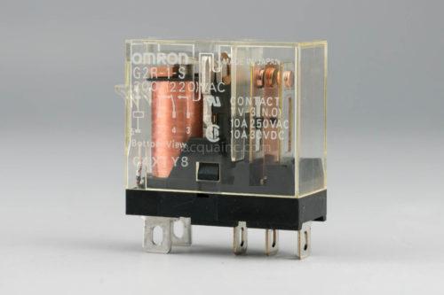 オムロン G2R-1-S 200/(220) VAC