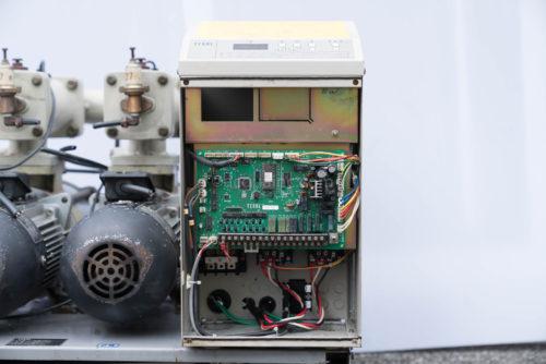 テラル BQSXF-2D-2.2 内部