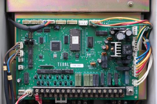 TERAL SX03-C-1 EB2012 制御基板