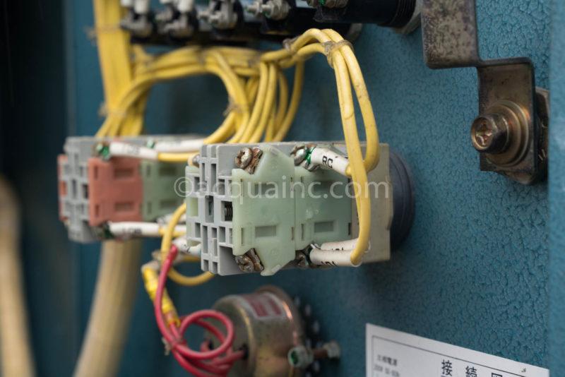 EPD2-0.75 手動・停止・運転 切替えスイッチ